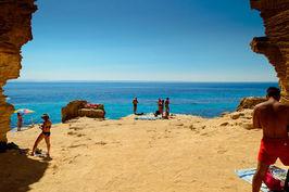 Cala Bue Marino Favignana, Tour Isole Egadi