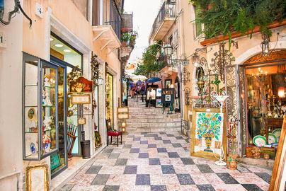 Le vie di Taormina, San Valentino a Taormina