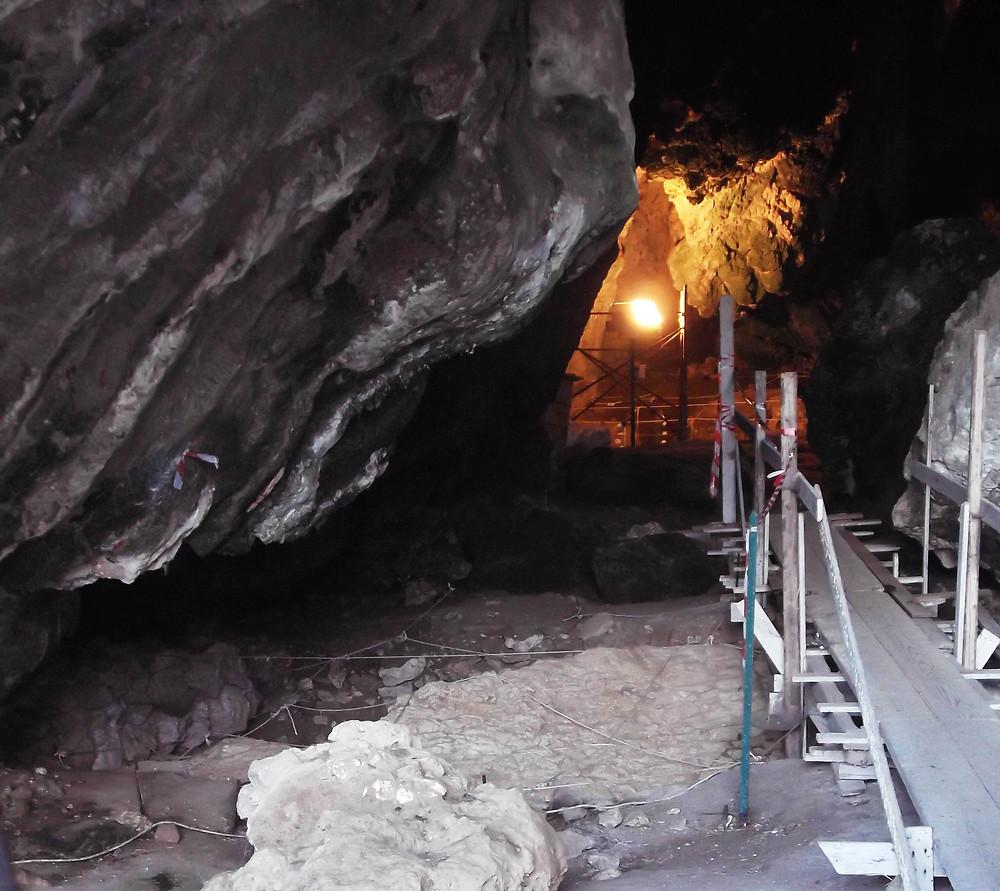 Grotta di San Teodoro, Parco dei Nebrodi