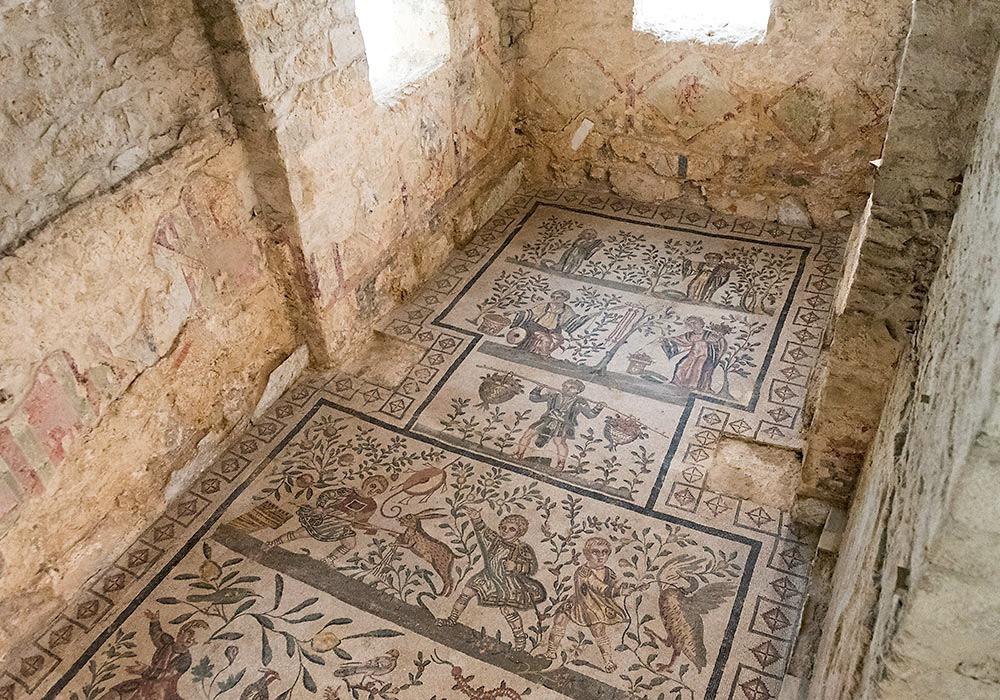 Villa Romana del Casale, Mosaici di Piazza Armerina