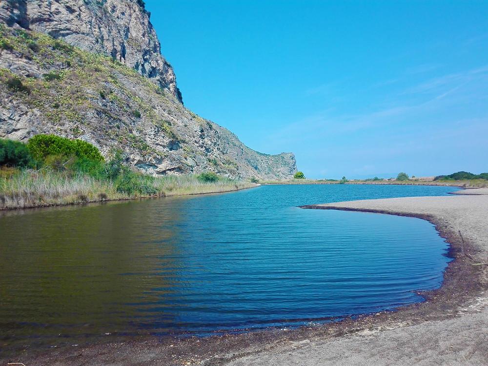 Lago Marinello Tindari