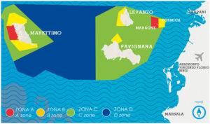 Zone Protette Isole Egadi