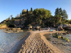 Isola Bella, Weekend a Taormina