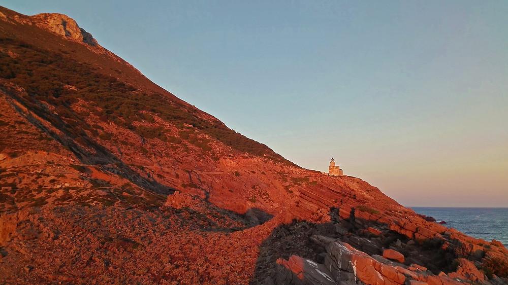 Faro di Punta Libeccio Marettimo