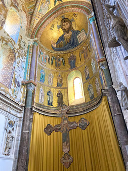 I Mosaici del Duomo di Cefalù