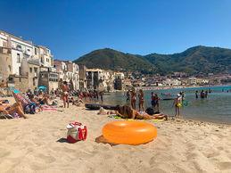 Spiaggia del Porticciolo, Cefalù Weekend