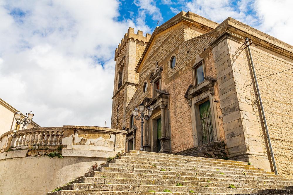 Chiesa madre di Montalbano Elicona