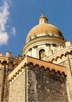 La cupola di San Nicola a Randazzo