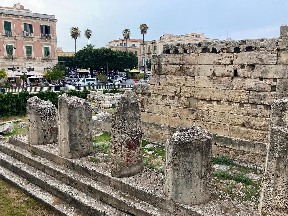 Tempio di Apollo, Ortigia. Cosa vedere a Siracusa