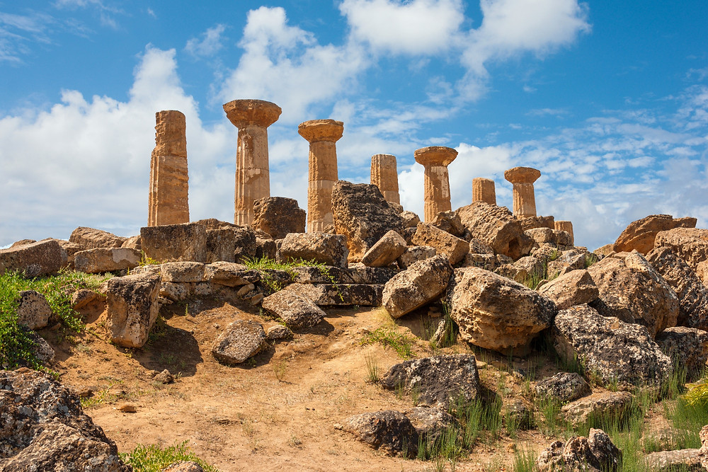 Tempio di Eracle, visitare la Valle dei Templi