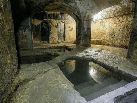 I Bagni Ebraici di Ortigia, un luogo di purificazione alla Giudecca