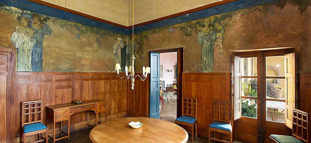 Casa Cuseni Taormina