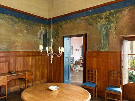 Casa Cuseni a Taormina, la locanda dei Viaggiatori in Sicilia