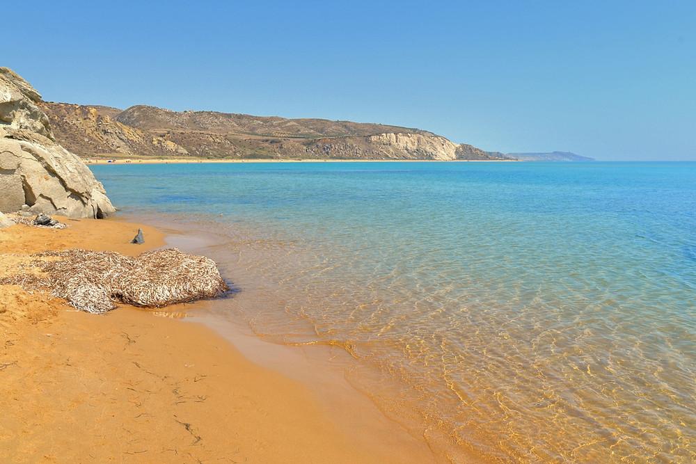 Spiaggia di Siculiana, le spiagge più belle di Agrigento
