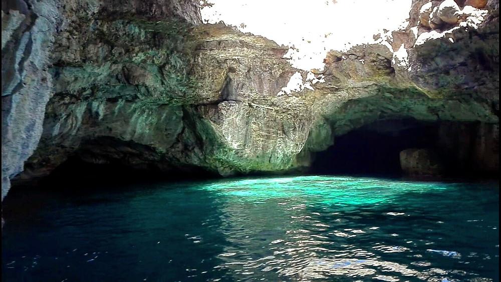 Grotta del Cammello Marettimo