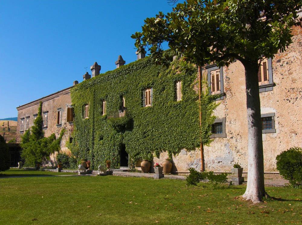 Castello Nelson a Bronte, Parco dei Nebrodi