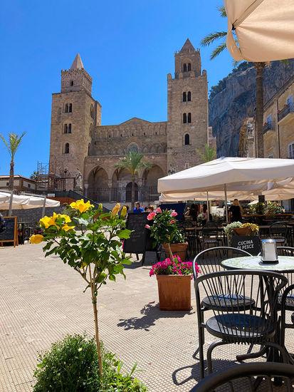 La Cattedrale di Cefalù, Weekend in Sicilia