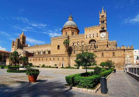 La Cattedrale di Palermo, Itinerario Sicilia Occidentale