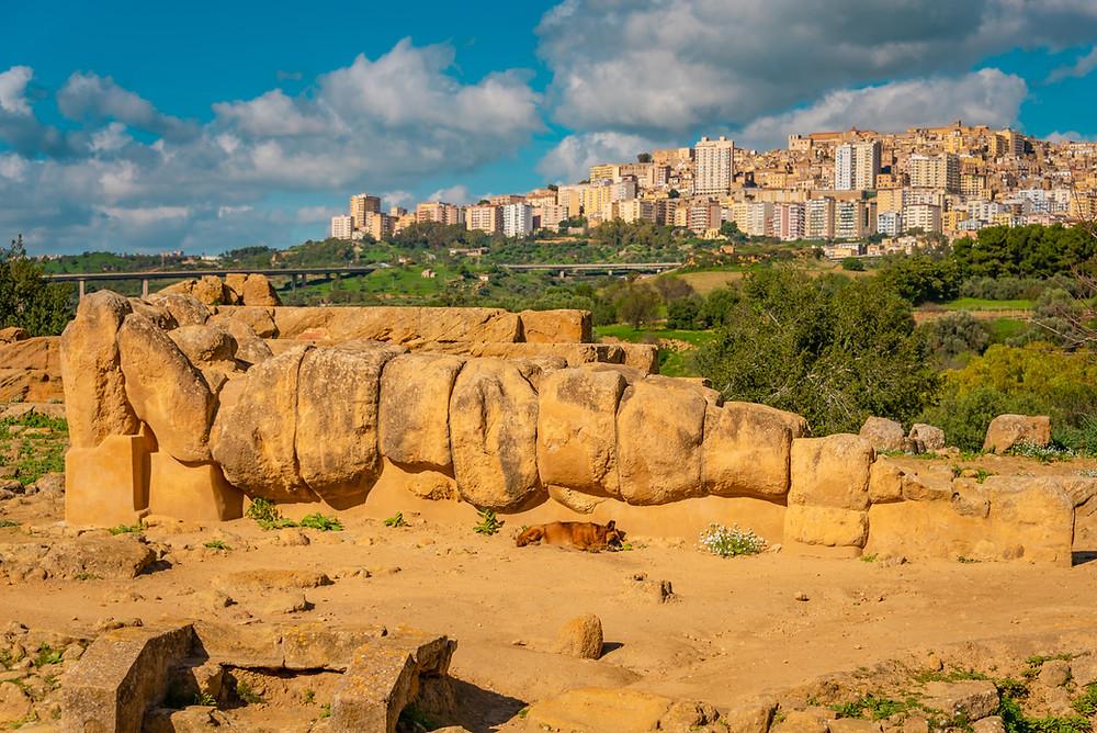 Valle dei Templi, Cosa vedere Agrigento