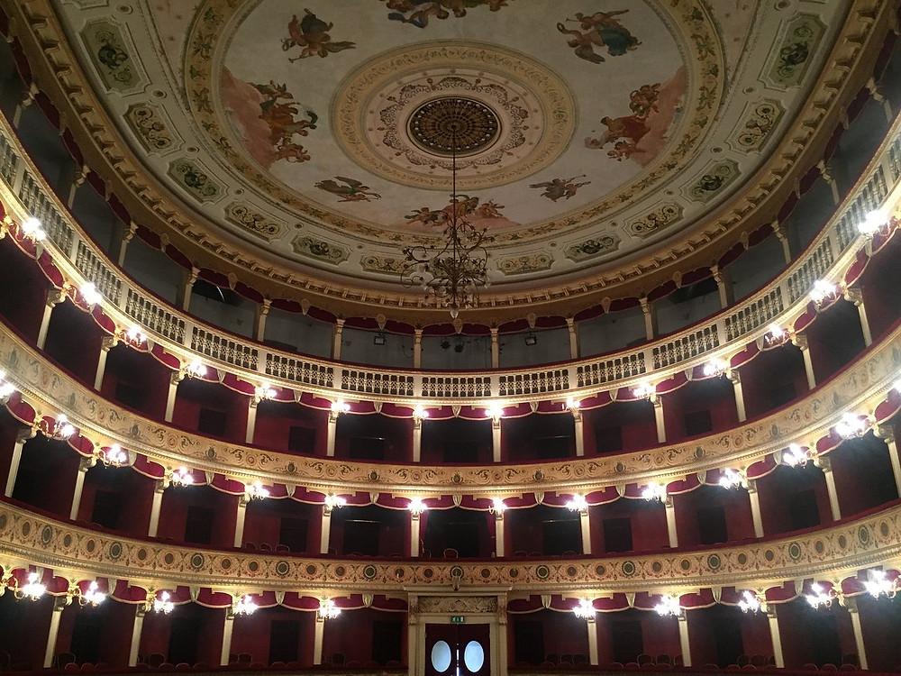 Teatro Pirandello, cosa fare ad Agrigento