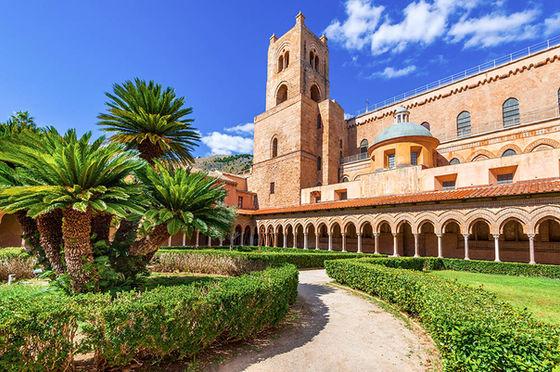 Chiostro e Cattedrale di Monreale