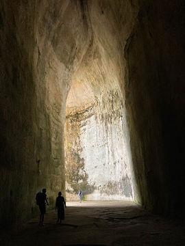 Orecchio di Dionisio, Grand Tour Sicilia