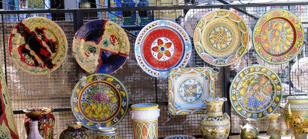 Ceramiche di Santo Stefano di Camastra, Sicilia