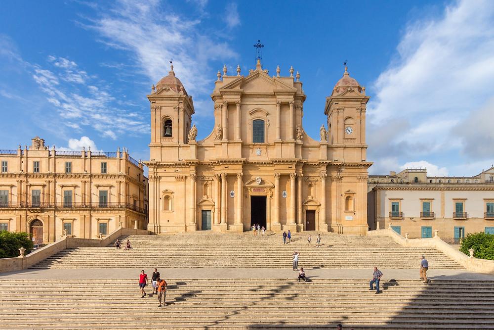 Cattedrale di Noto, cosa vedere a Noto