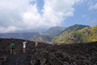 Trekking sull'Etna, Weekend in Sicilia