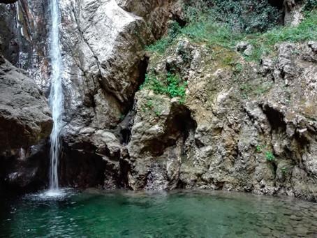 La Cascata del Catafurco, ambita meta per escursioni sui Nebrodi