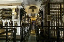 Catacombe dei Cappuccini, le Mummie di Palermo