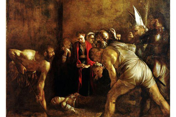 Caravaggio Santa Lucia Siracusa