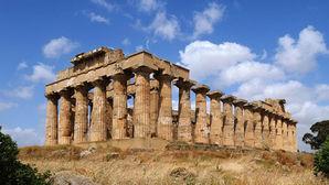 Tempio di Selinunte, Sicilia il Grand Tour