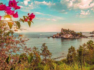 Weekend Romantico a Taormina