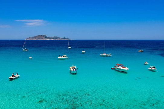 Vedute panoramiche, Vacanze a Favignana 2021