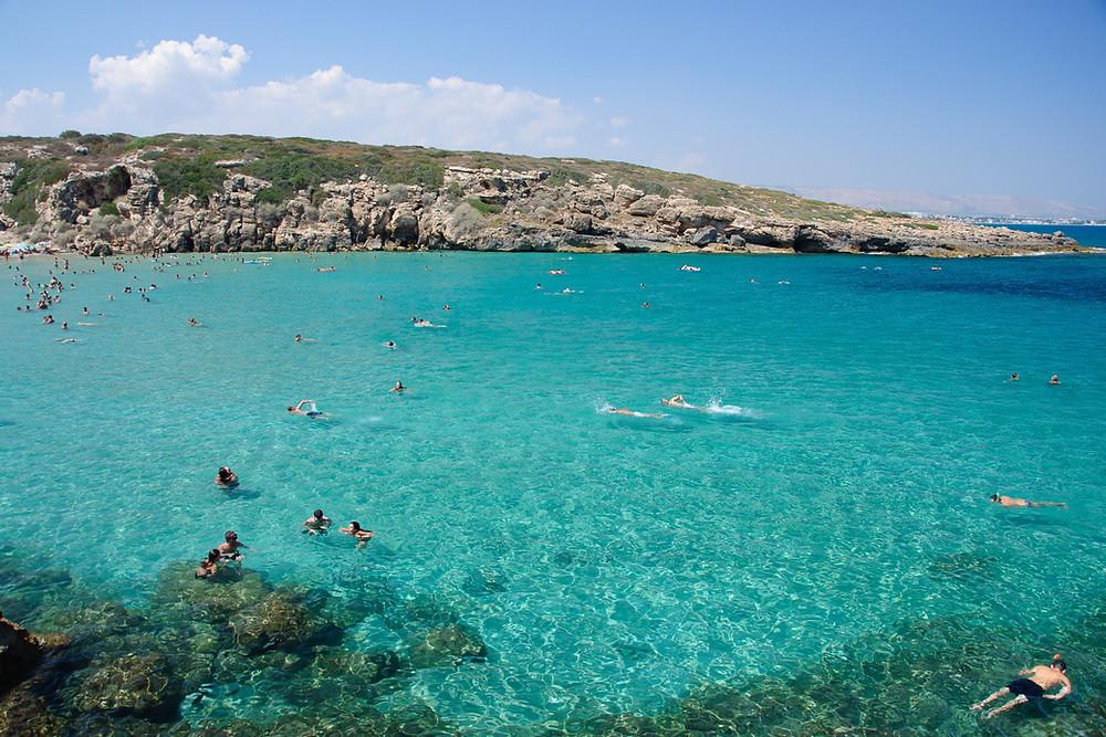 Spiaggia di Calamosche, cosa vedere a Vendicari