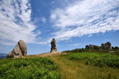 I Megaliti dell'Argimusco, Vacanze sui Nebrodi