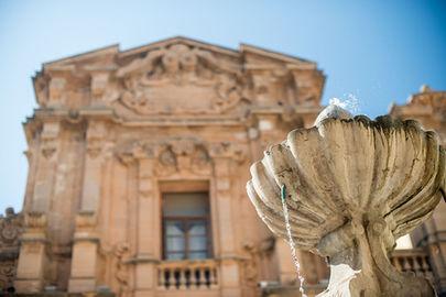 Piazza del Purgatorio, Marsala