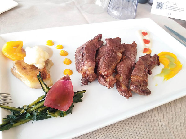Ristorante Gourmet 32, Taormina