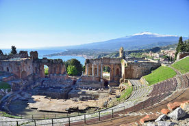 Teatro Greco di Taormina, San Valentino 2021