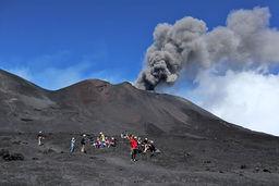 Trekking al Cratere Centrale dell'Etna