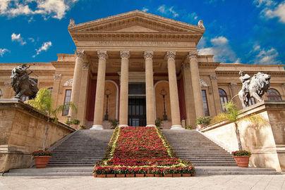Teatro Massimo di Palermo, Una settimana in Sicilia Occidentale
