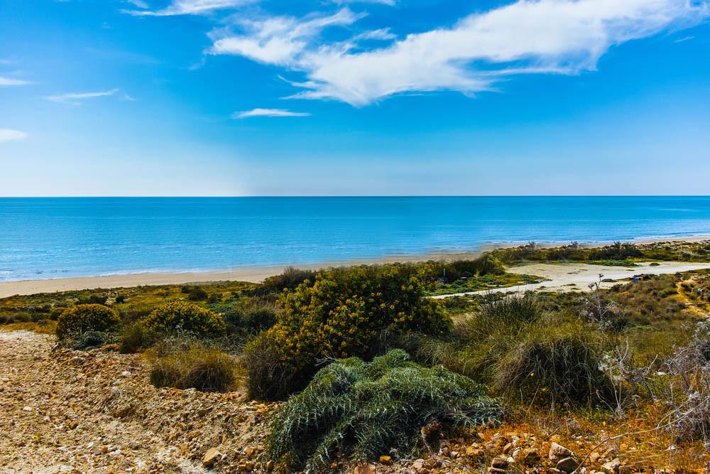 Riserva Naturale di Torre Salsa, Agrigento cosa vedere