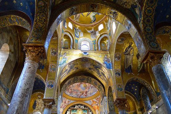 Chiesa della Martorana, Tour 10 giorni Sicilia