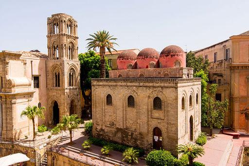 La Chiesa di San Cataldo, tra le più belle Chiese di Palermo