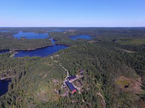Natursköna Lillesjö Stuguthyrning