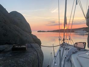 Seglingsäventyr med Helena Sailing