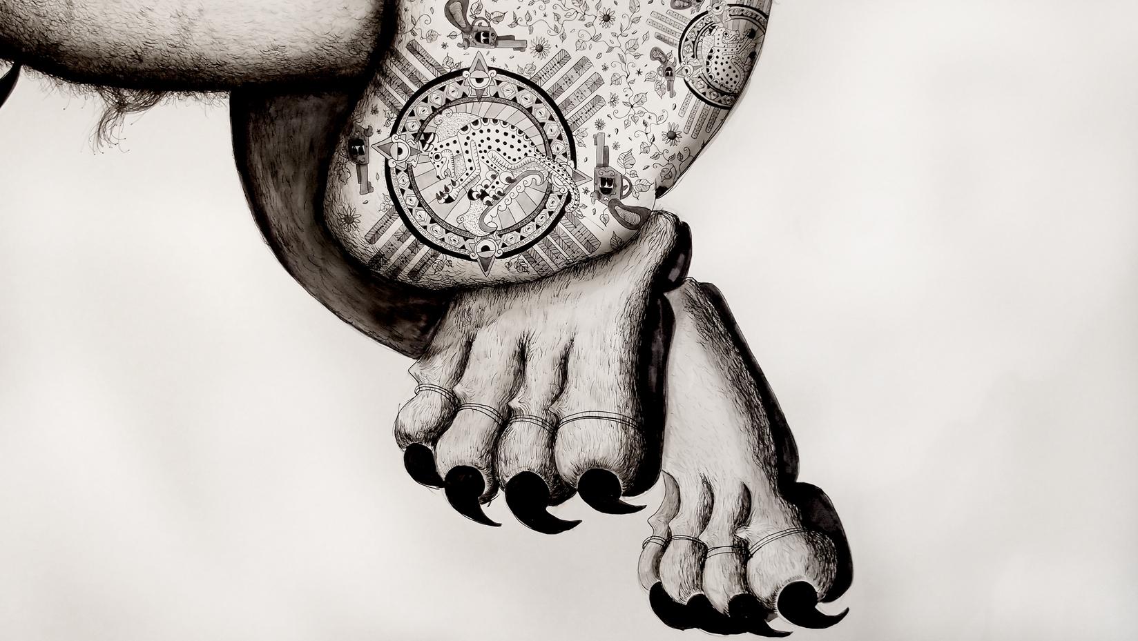 OCCELOTL (DETAIL)
