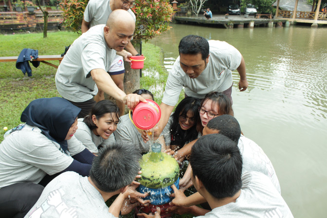 Tri Link Team Building 2017  Forging a Super Team on its 10th Year Anniversary