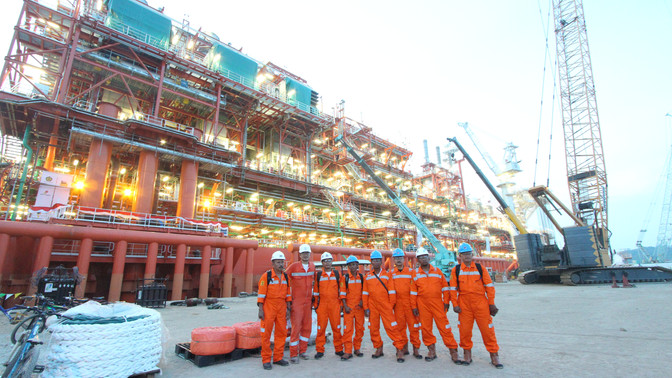Saipem Indonesia Awarded Contract to     Tri Link Indonesia Provision of Manpower  to Support Jangkr